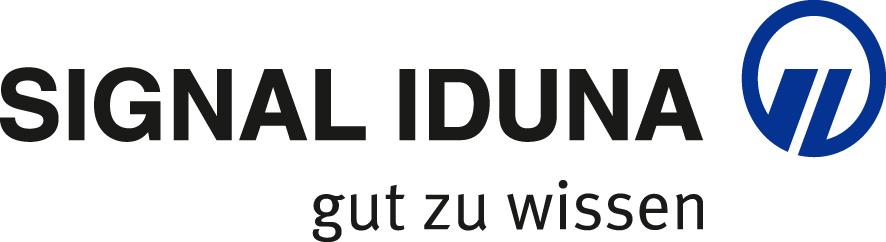 SIGNAL IDUNA Logo Claim RGB